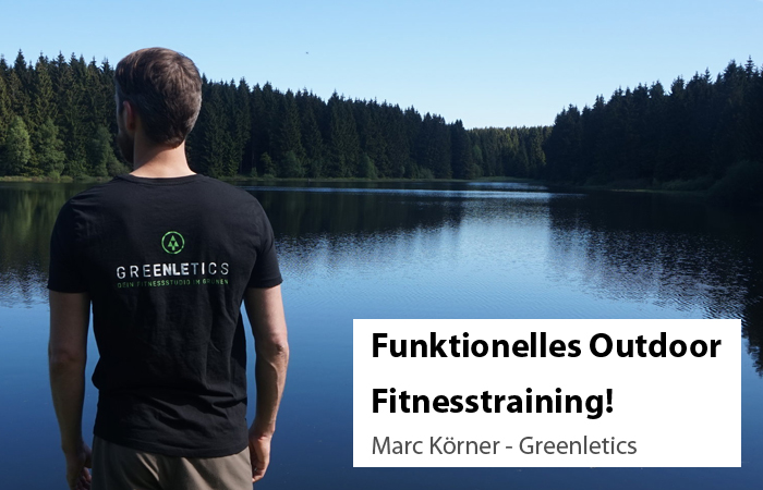 Funktionelles Outdoor Fitnesstraining